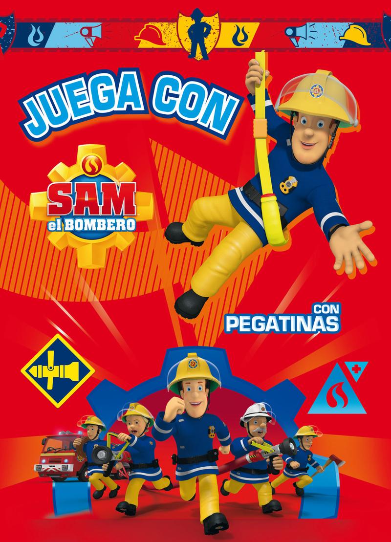 JUEGA CON SAM EL BOMBERO 2: portada