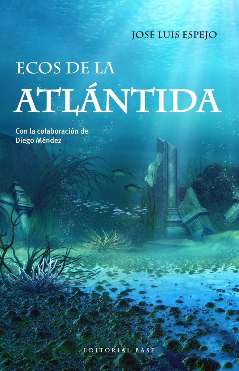 ECOS DE LA ATLáNTIDA: portada