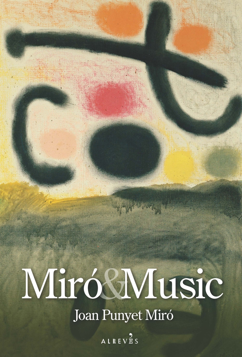 Miró and Music: portada
