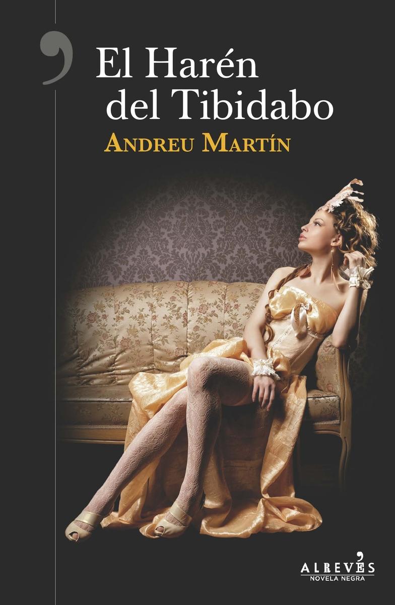 El Harén del Tibidabo: portada