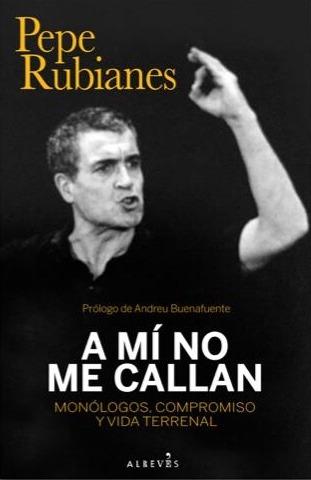 A MI NO ME CALLAN: portada