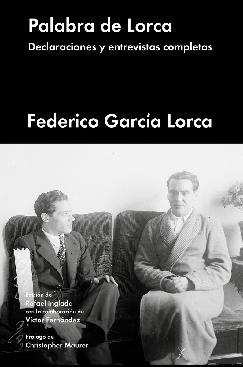 Palabra de Lorca: portada