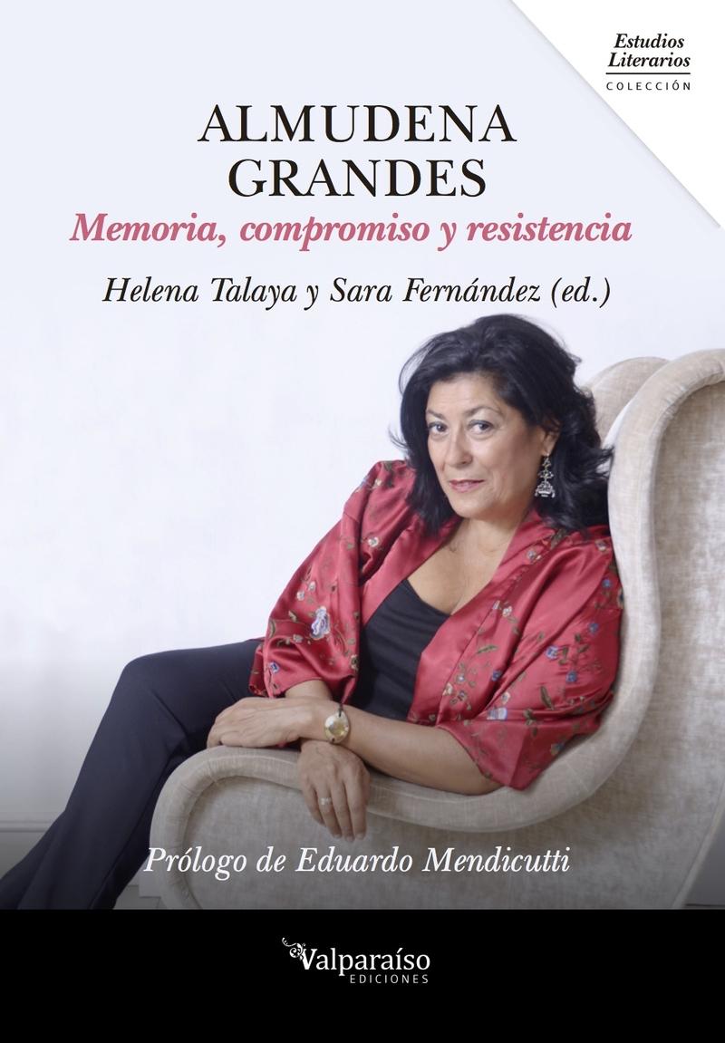 ALMUDENA GRANDES: portada