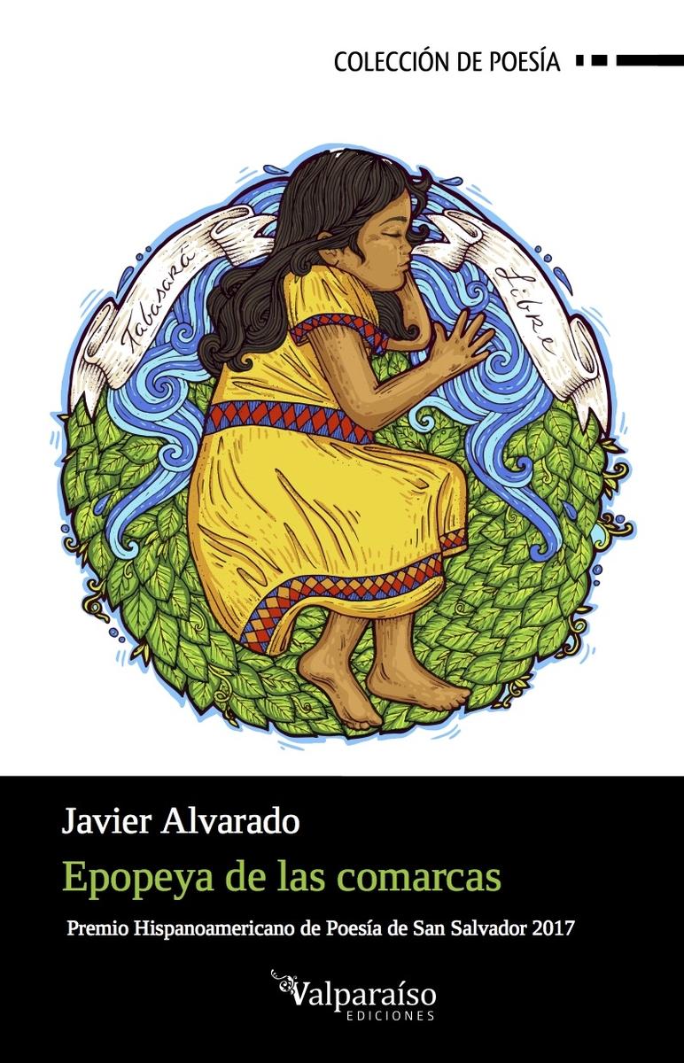 EPOPEYA DE LAS COMARCAS: portada