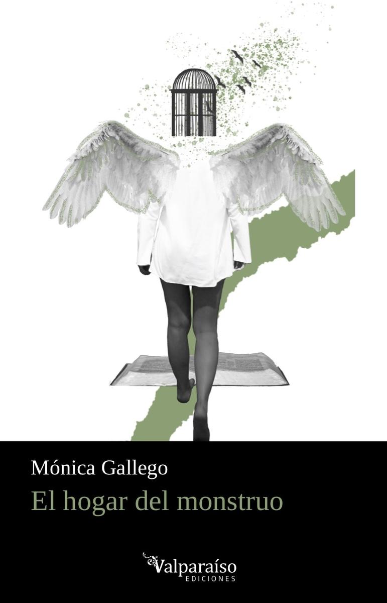 EL HOGAR DEL MONSTRUO: portada