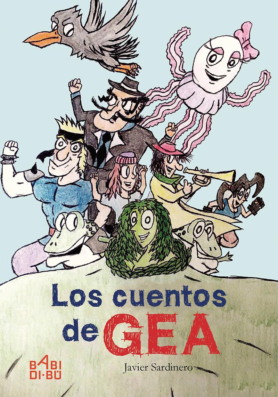 Los cuentos de GEA: portada