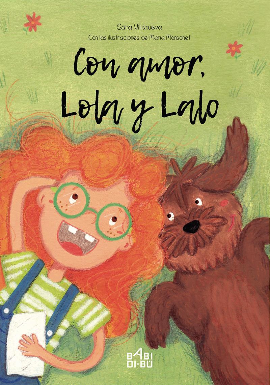 Con amor, Lola y Lalo: portada