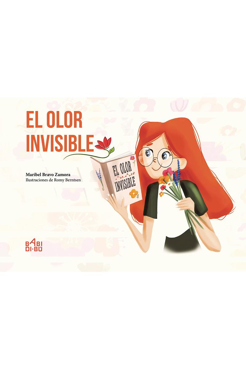 El olor invisible: portada