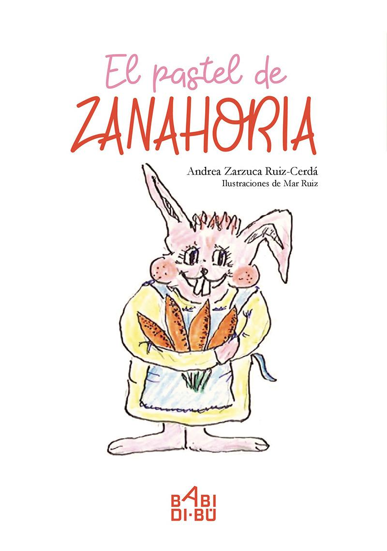 El pastel de Zanahoria: portada