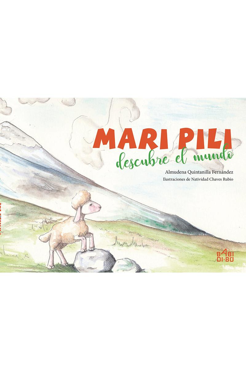 Mari Pili descubre el mundo: portada