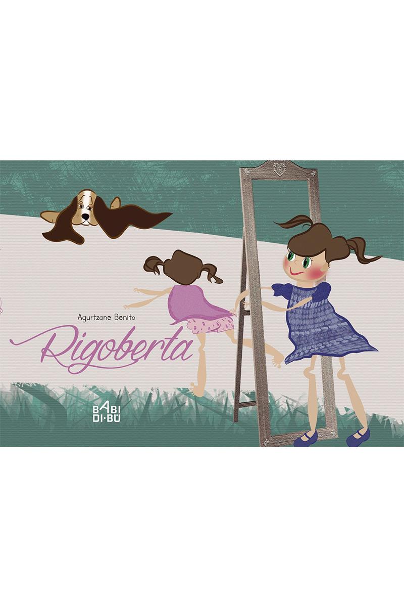 Rigoberta: portada