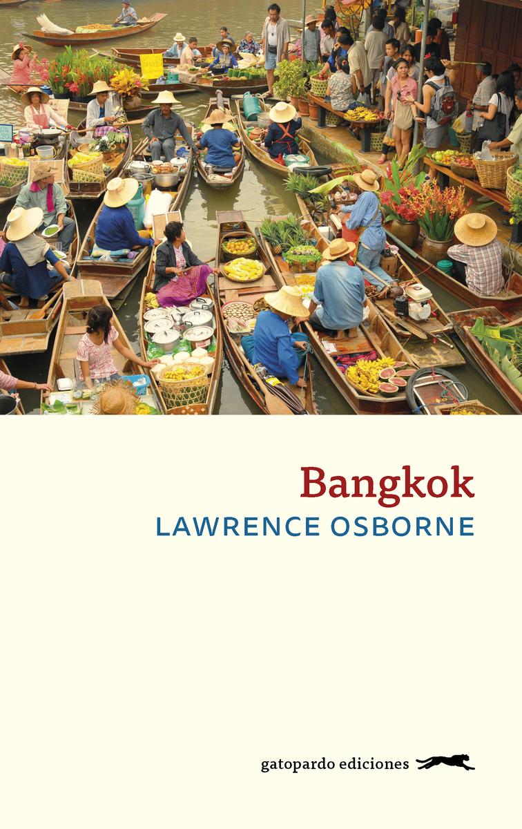 Bangkok: portada