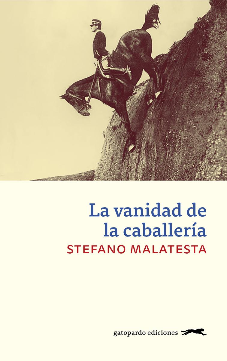 La vanidad de la caballería: portada