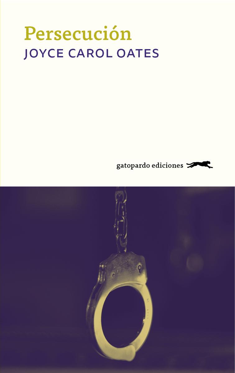 Persecución: portada