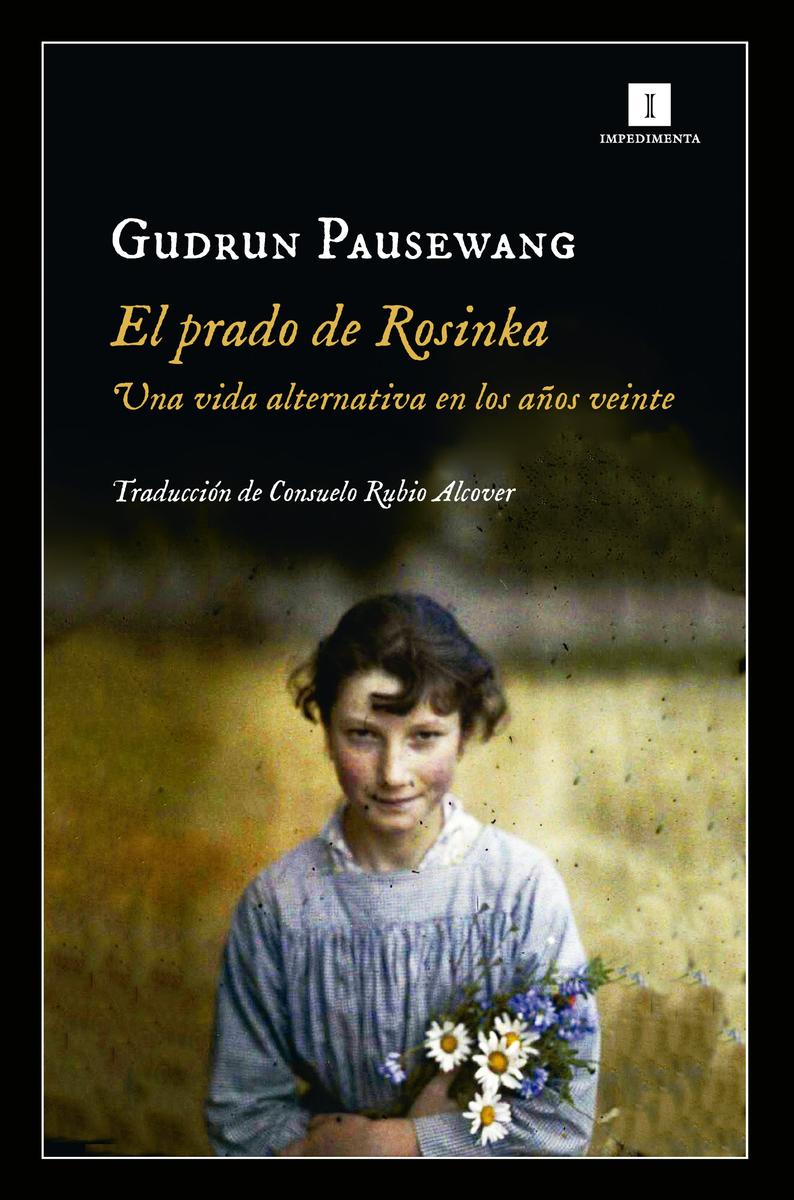 El prado de Rosinka: portada