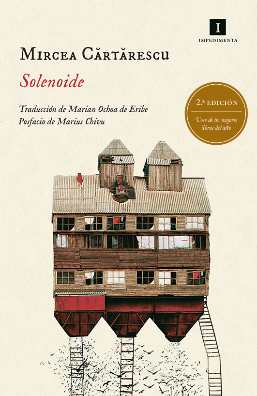 Solenoide (NE): portada