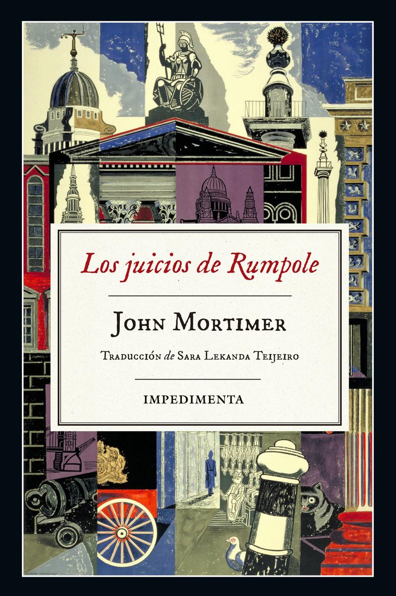 Los juicios de Rumpole: portada
