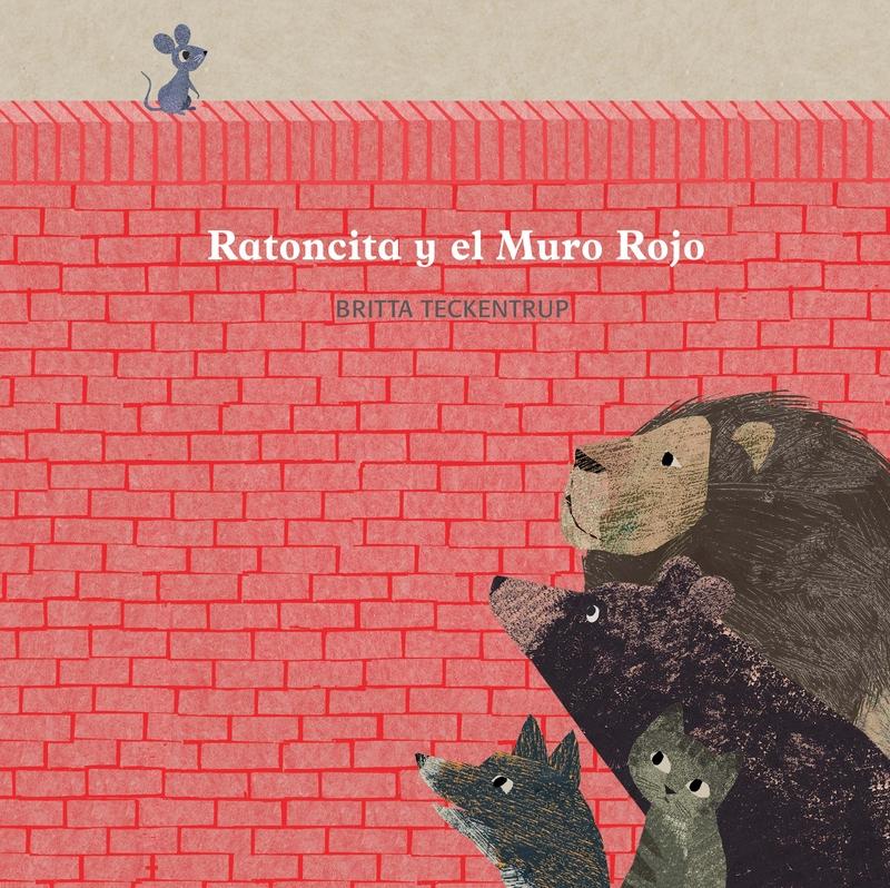 Ratoncita y el Muro Rojo: portada