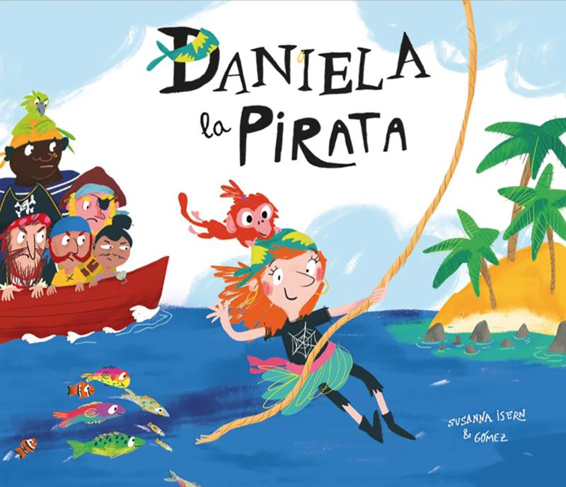 Daniela la Pirata (CAT): portada
