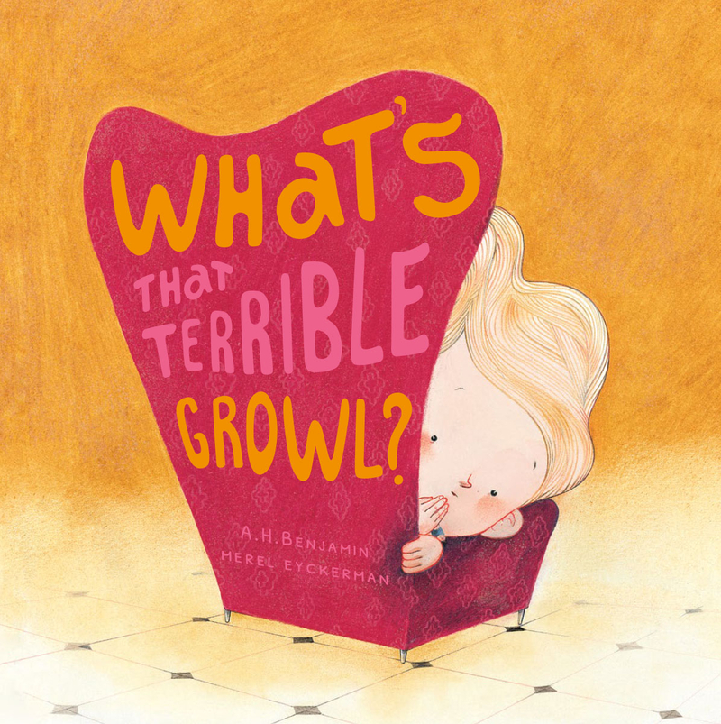 What's That Terrible Growl?: portada