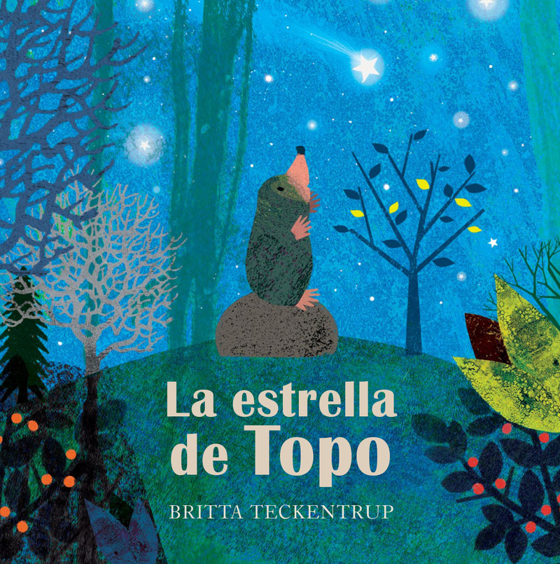La estrella de Topo: portada