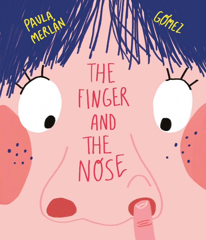 The Finger and the Nose: portada