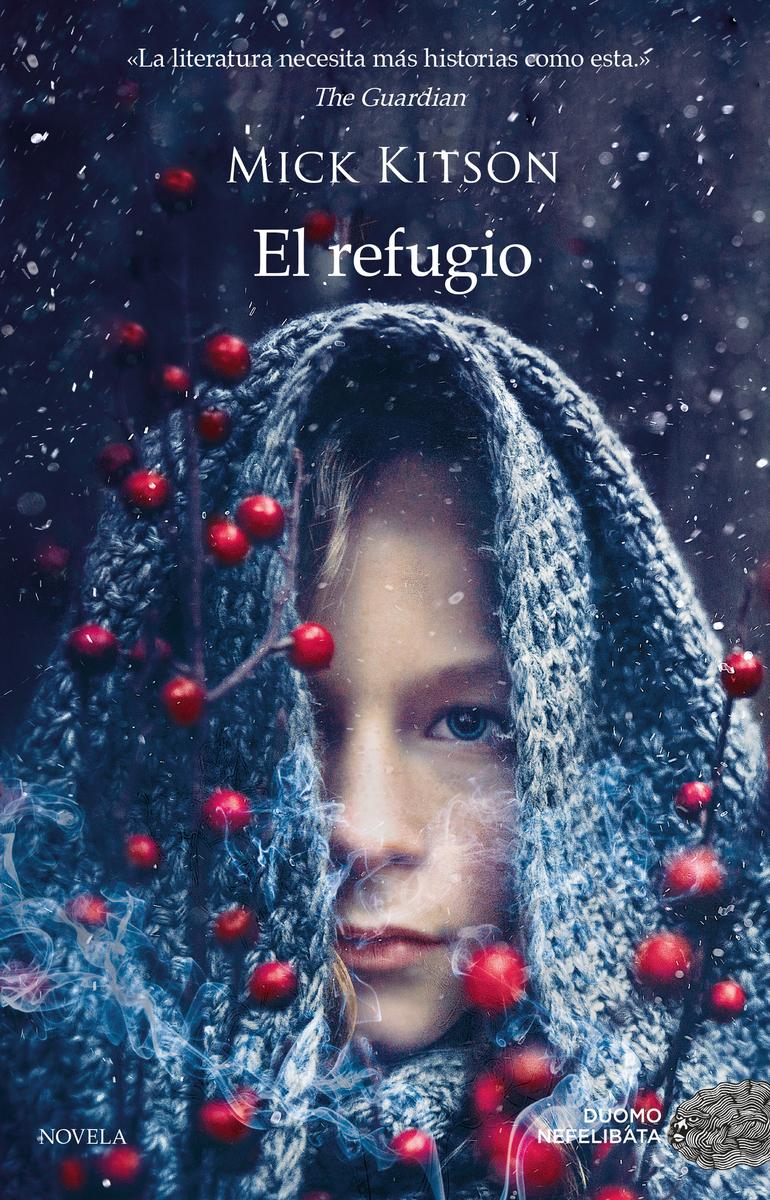 El refugio: portada