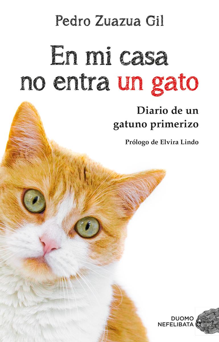 En mi casa no entra un gato: portada