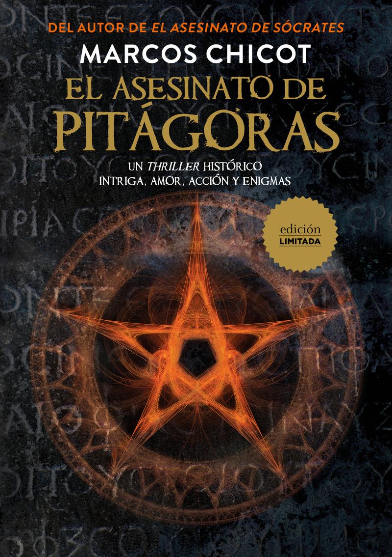 EL ASESINATO DE PITAGORAS, NE: portada