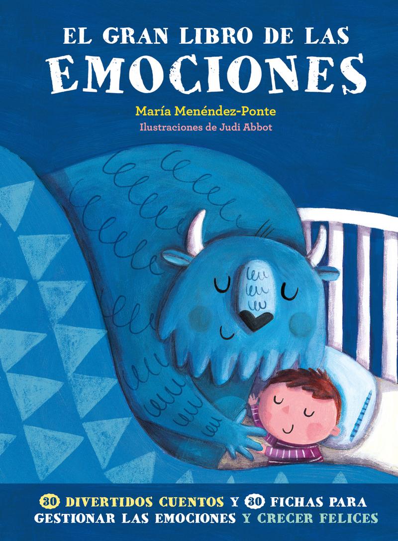 El gran libro de las emociones: portada
