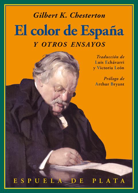 El color de España y otros ensayos: portada