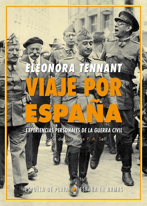 Viaje por España: portada