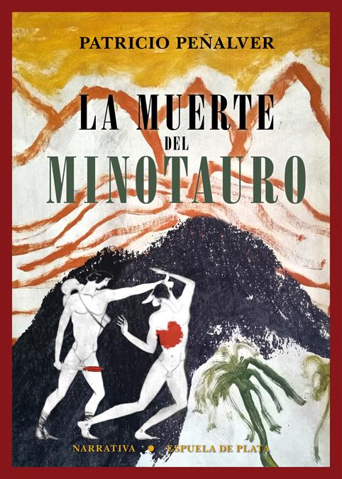 La muerte del Minotauro: portada