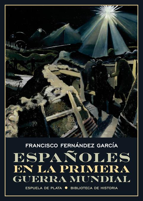 Españoles en la Primera Guerra Mundial: portada