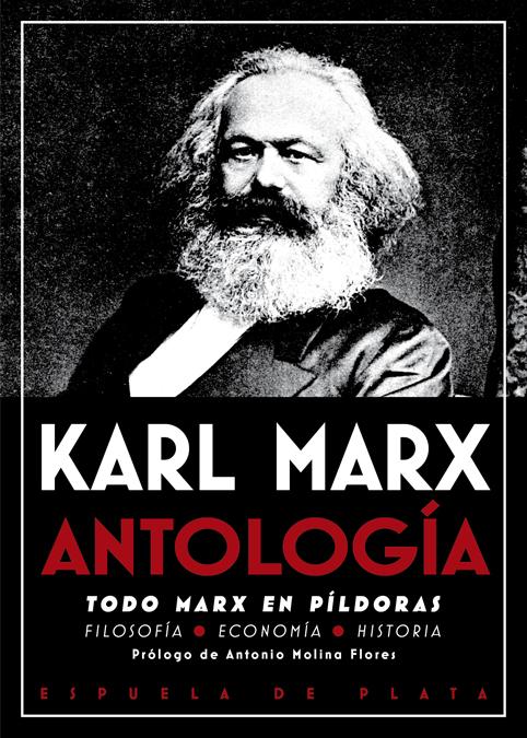 Antología. Todo Marx en píldoras: portada