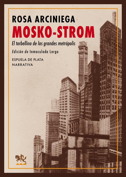 Mosko-Strom: portada