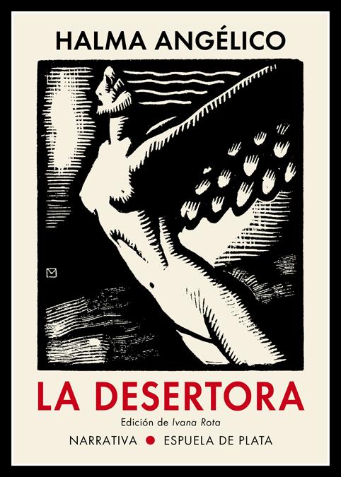 La desertora: portada