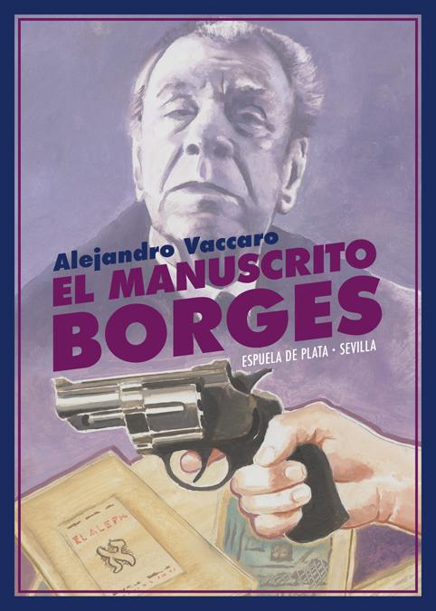 El manuscrito Borges: portada