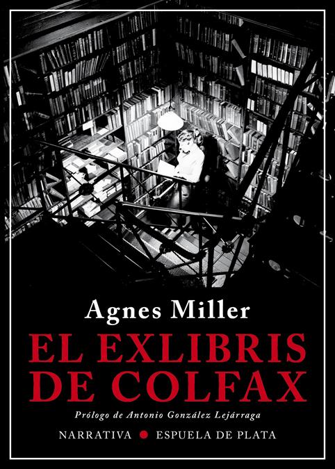 El exlibris de Colfax: portada