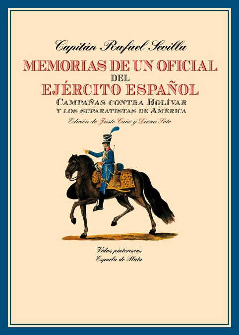 Memorias de un oficial del Ejército Español: portada