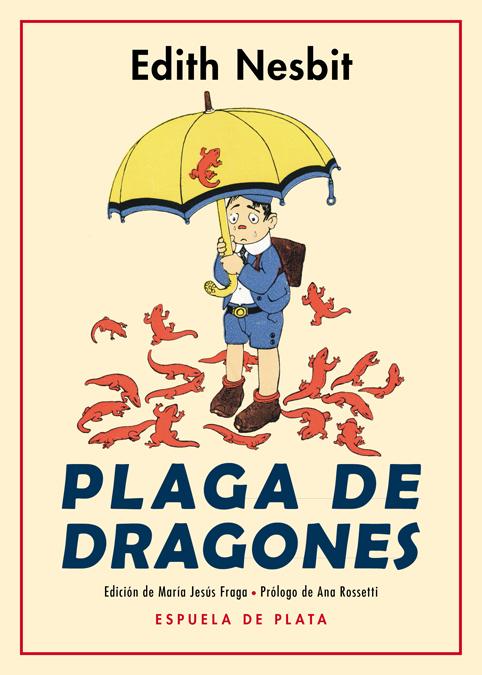 Plaga de dragones: portada