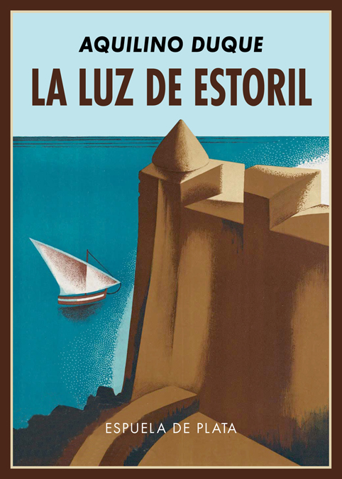 La luz de Estoril: portada