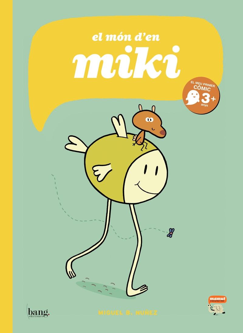 El món d'en Miki: portada
