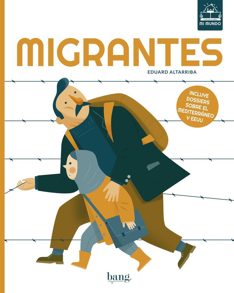 Migrantes: portada