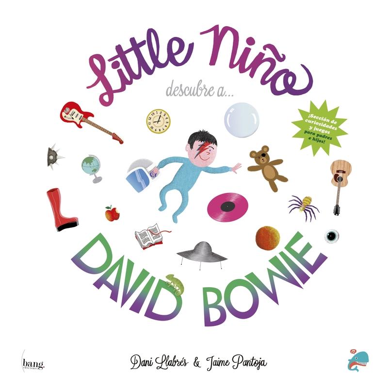 Little niño descubre a David Bowie: portada