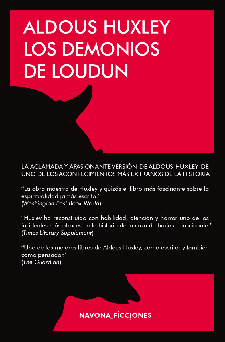 LOS DEMONIOS DE LOUDUN: portada
