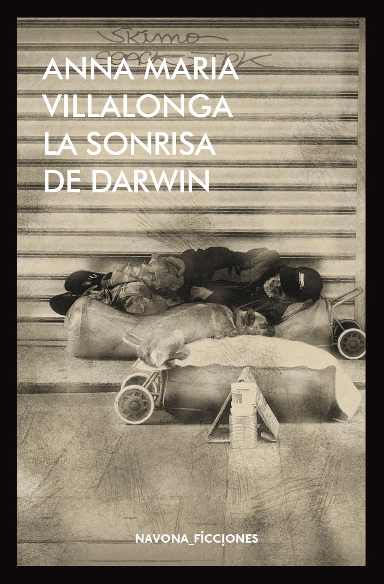 LA SONRISA DE DARWIN: portada