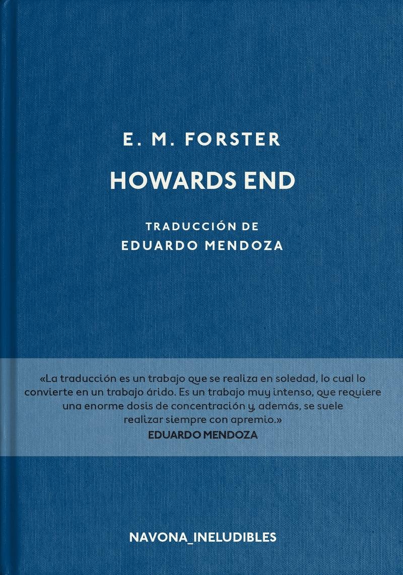 Howards End: portada