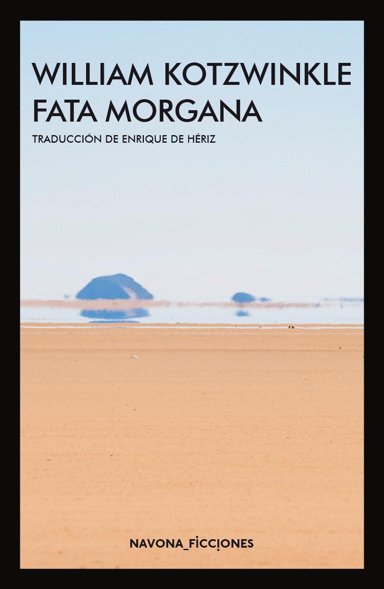 Fata Morgana: portada