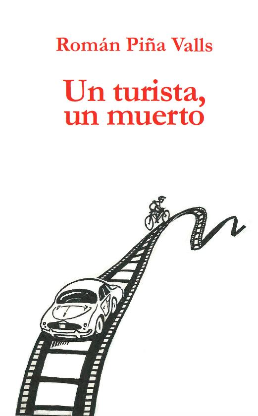 Un turista, un muerto: portada